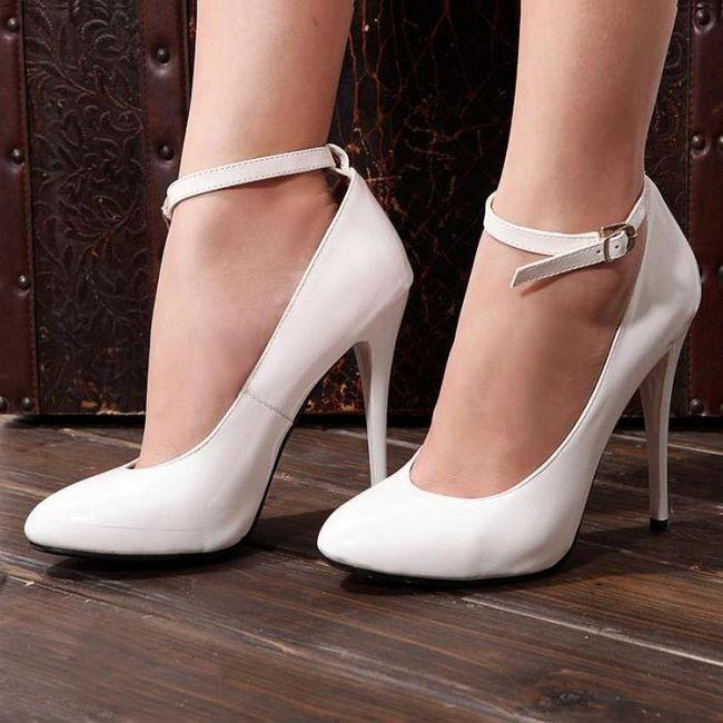 Veličina cipela u centimetrima