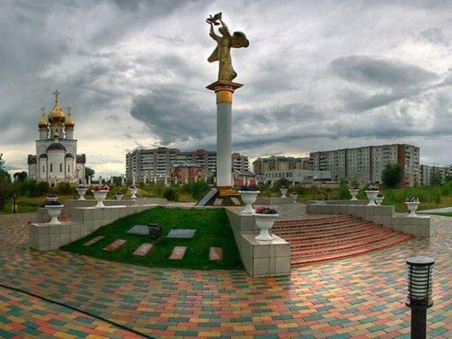 Abakan je glavni grad Khakassia