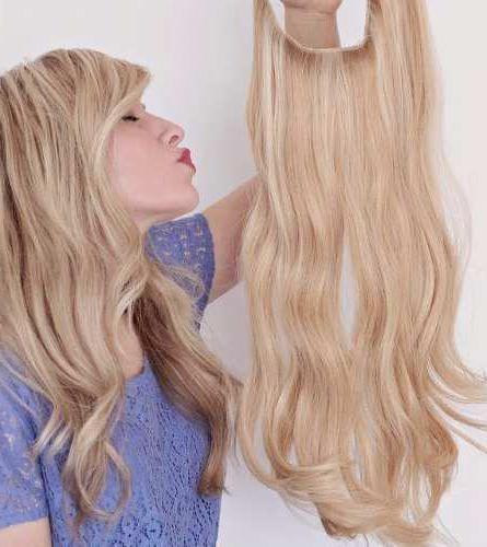 afro-dlaka proširenja prije i poslije fotografije