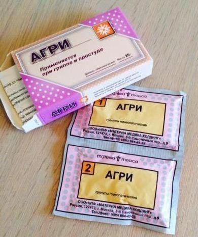 Agri antigrippin