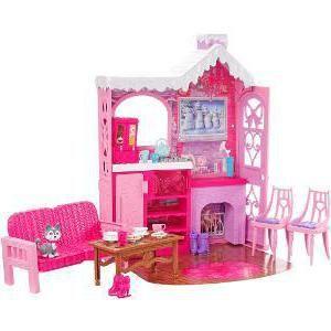 pribor za lutke čudovište hi