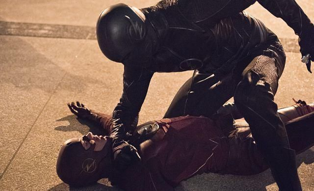 flash glavni likovi