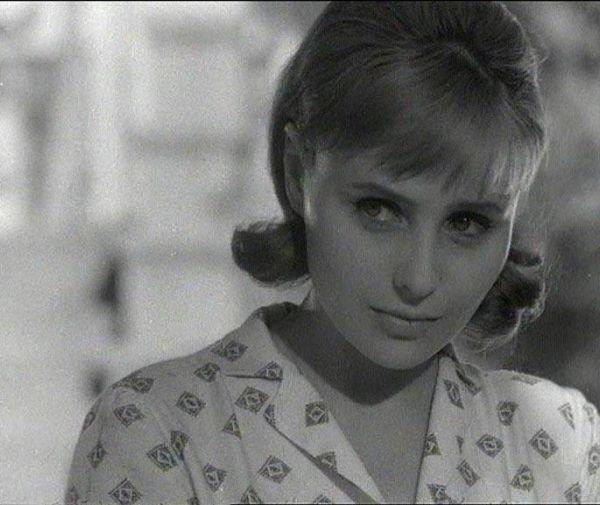 Maria Sternikova u mladosti
