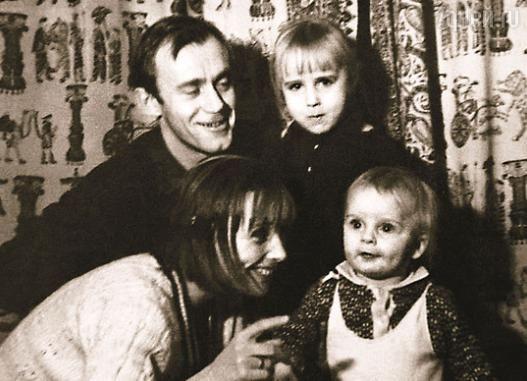 drugi suprug Valery Nosik