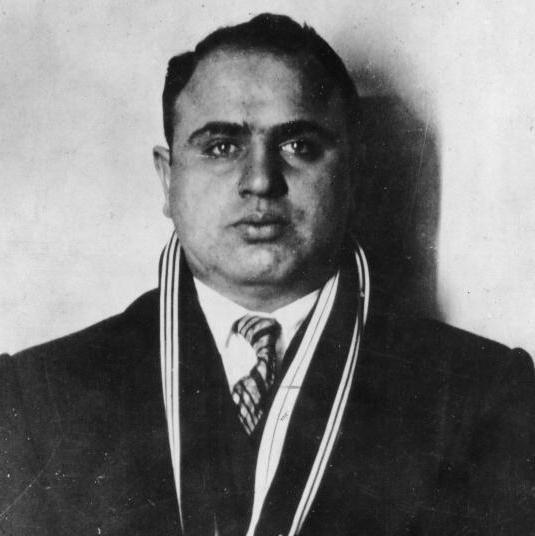 Al Capone - krvavo poglavlje u povijesti Amerike