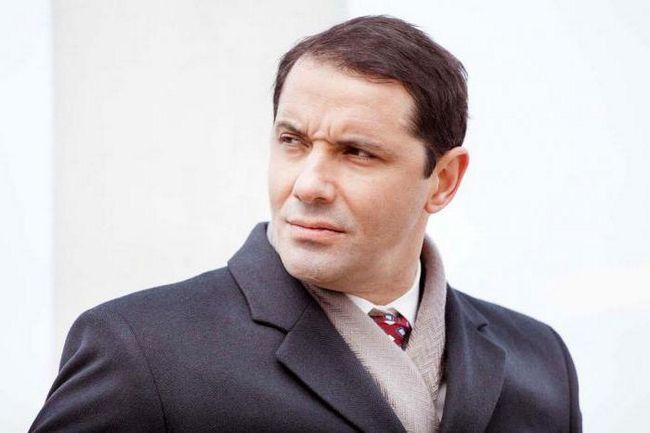 biografija glumca Aleksander Nikitin