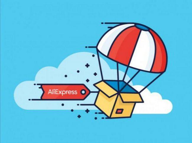 aliexpress standardna usluga isporuke