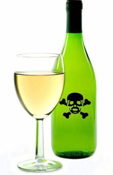 trovanja alkoholom