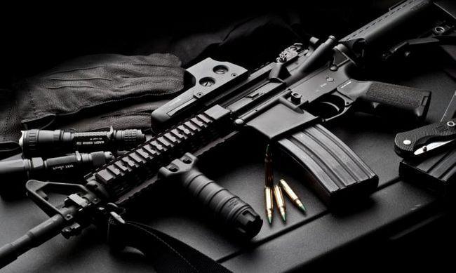 Американская штурмовая винтовка винтовка М4: фото и характеристики оружия