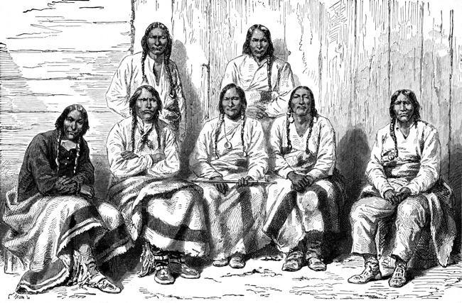 Američkih Indijanaca