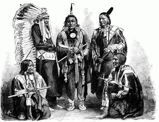 pleme američkih Indijanaca