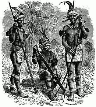 Indijancima Južne Amerike