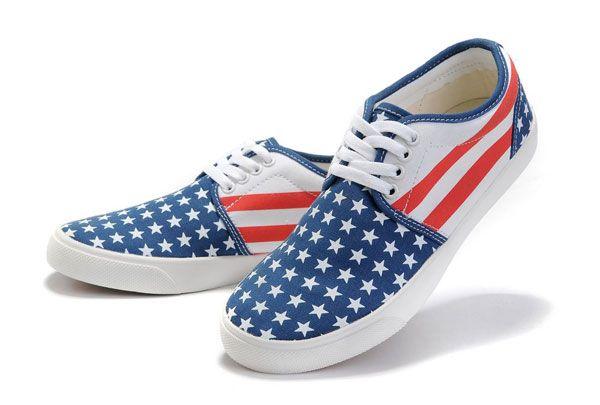Američke zastave boje