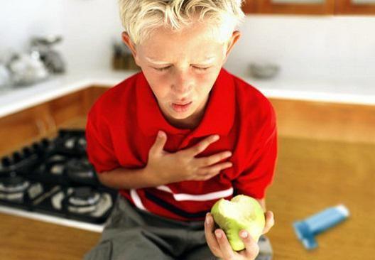 anafilaktički šok alergijskih reakcija