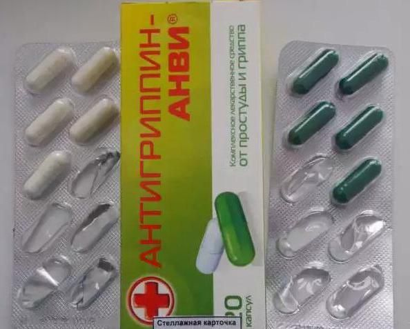 antigrippin anvi korisnički priručnik