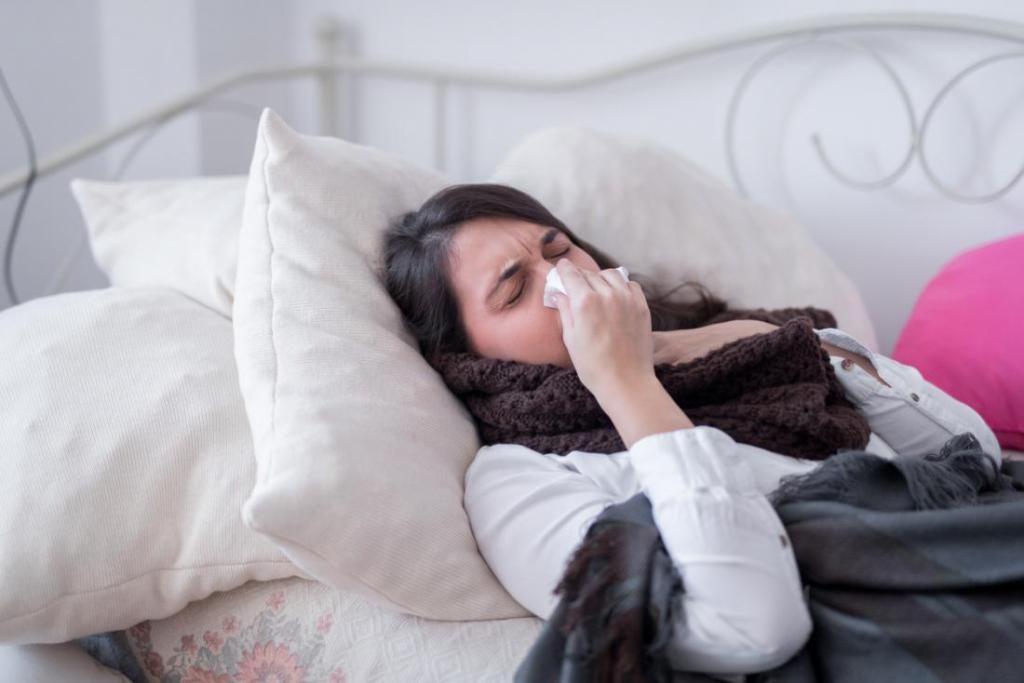 Gripu i hladnoću