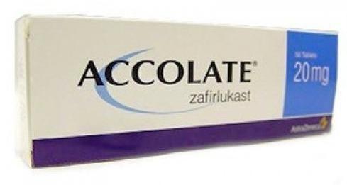 antileukotrienski lijekovi s bronhijalnom astmom