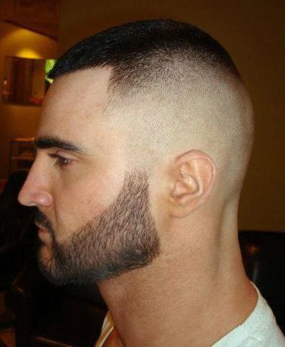 vojna frizura
