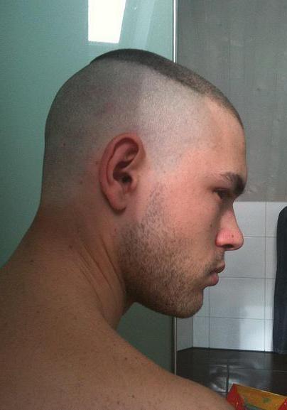 šišanje jež