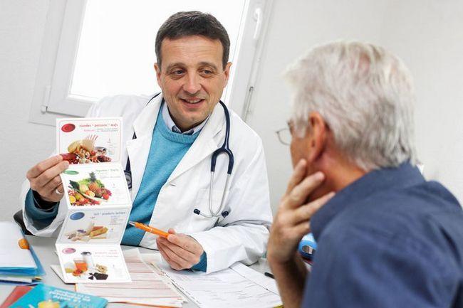 Liječnik nutricionista