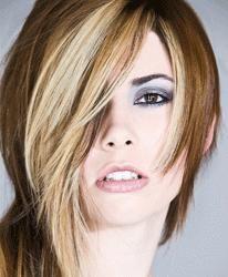 Asimetrične kratke frizure