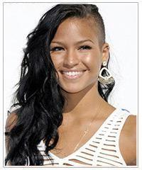 Asimetrične frizure za dugu kosu