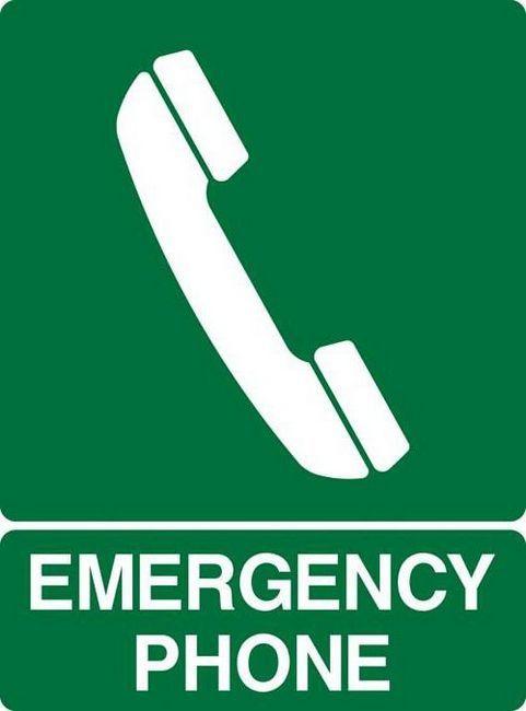 hitni telefon