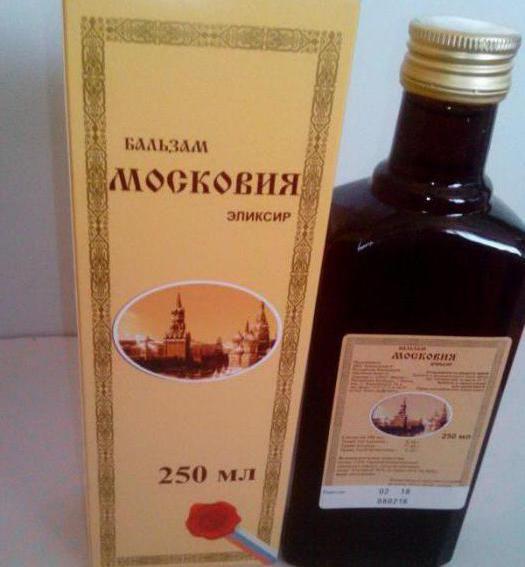 balzam Muscovy