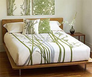 kupiti posteljinu od bambusa