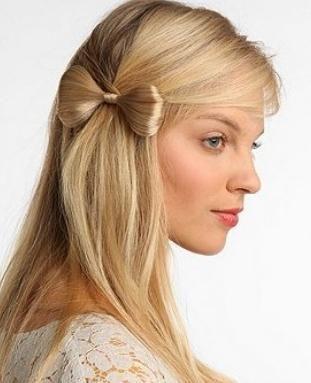 luk kose na dugoj kosi