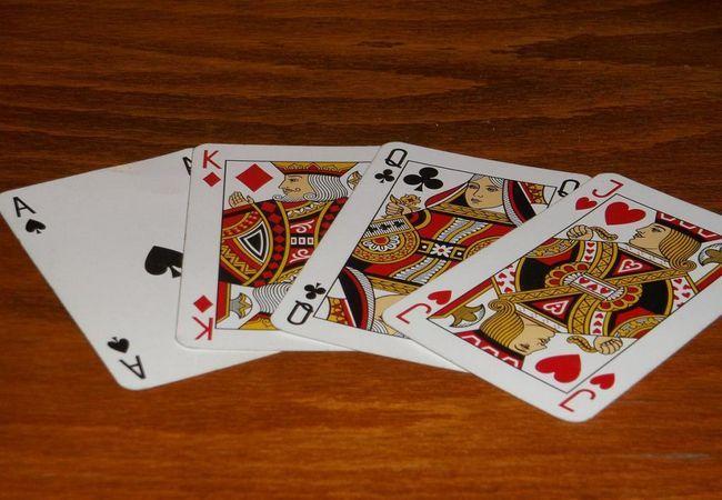 Igranje karata