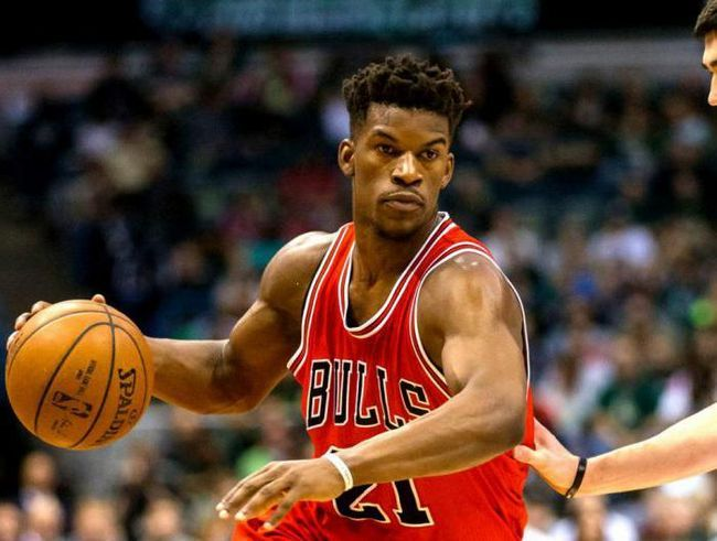 Košarkaš Jimmy Butler