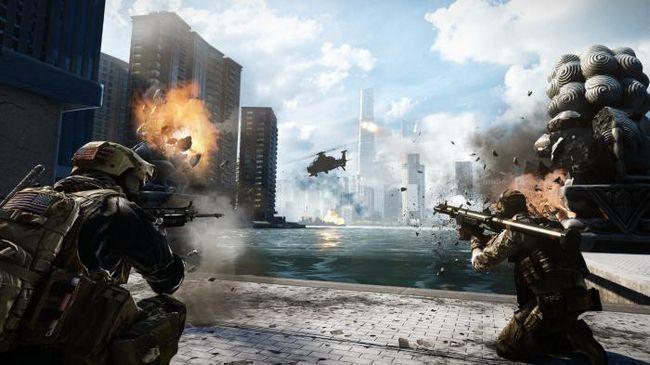 Battlefield 4: системные требования для игры