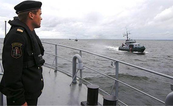 obalna straža FSB