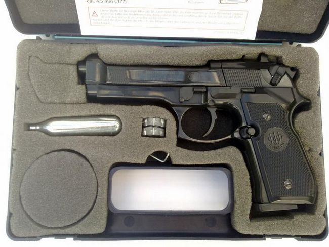 `Беретта 92`. Огнестрельное оружие итальянской компании Beretta: отзывы, цены
