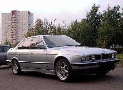 Sigurnost na BMW 520
