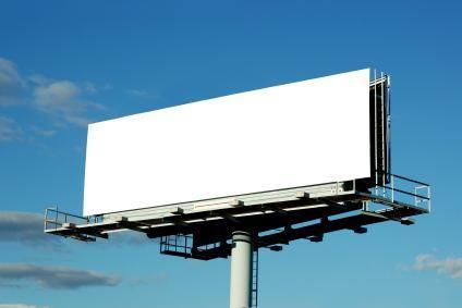 размещение на билбордах