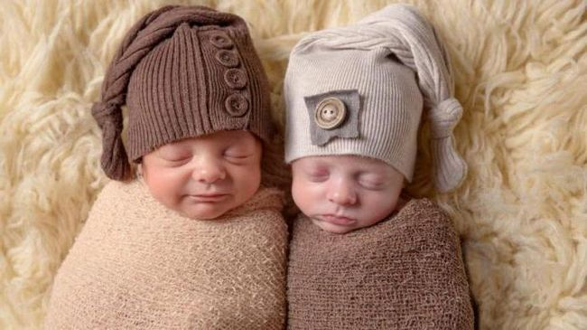 blizanci su različiti