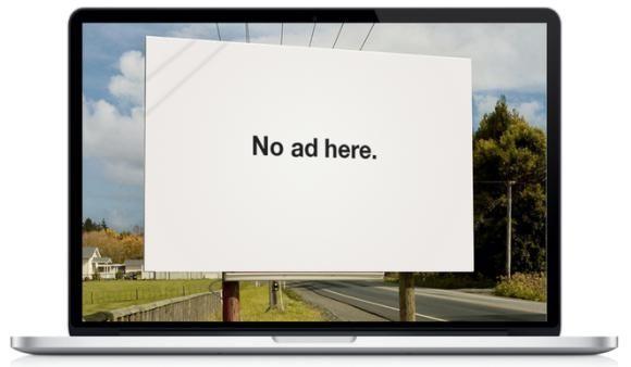 Блокировка рекламы на `Андроиде` через программу