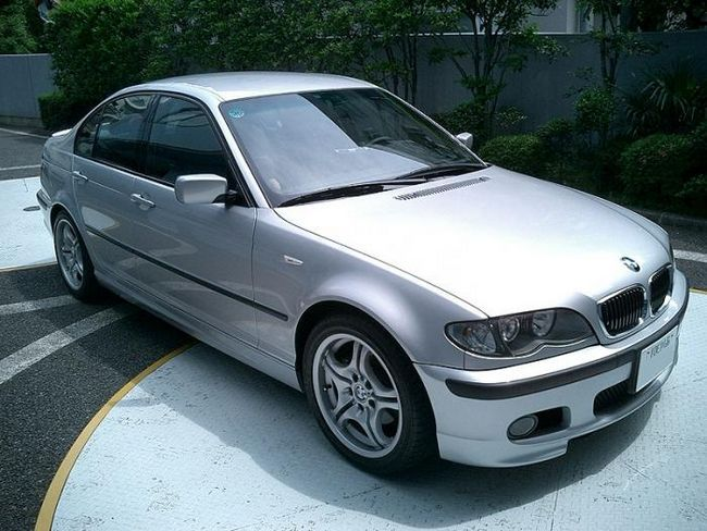 BMW-318 je solidan poslovni automobil