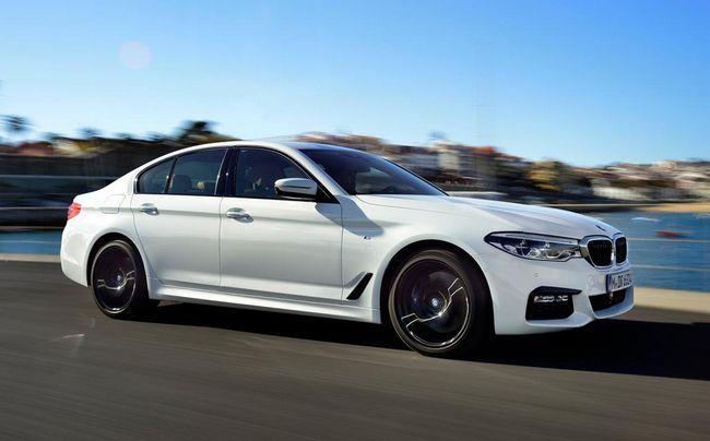 BMW 5: fotografije, specifikacije, recenzije