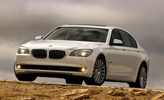 BMW 7 - izbor za elitu