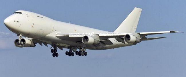 Boeing 747 400 - transkontinentalni linijski brod s dvije palube