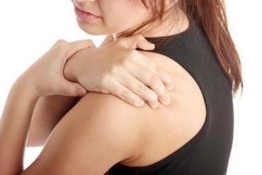 bol ispod lijeve lopatice