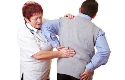 simptomi bolova u leđima