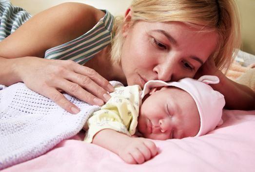 kontrakcije maternice nakon isporuke
