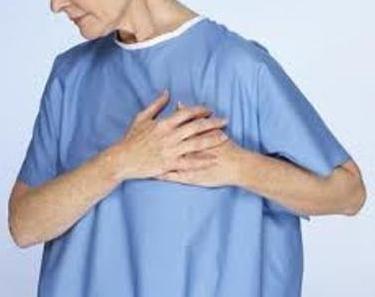 boli na lijevoj strani prsa