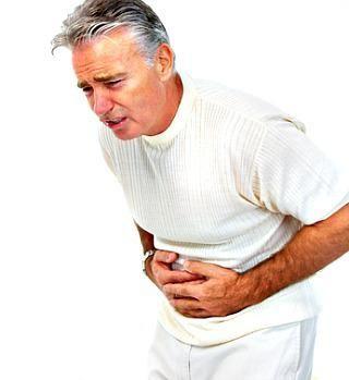 boli donji trbuh i daje u anusu
