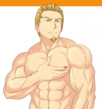 Fotografija mišića toraksa