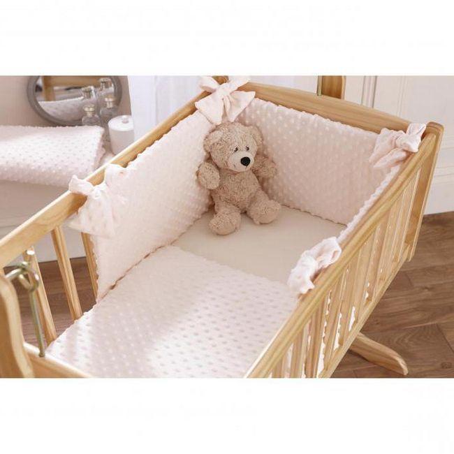 Jastučić za dječji krevet